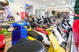 zweirad-hanser-motorroller-austellungsraum