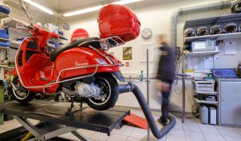 Motorroller Werkstatt