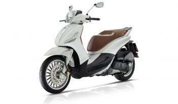 Piaggio Beverly Classic 300 ABS full