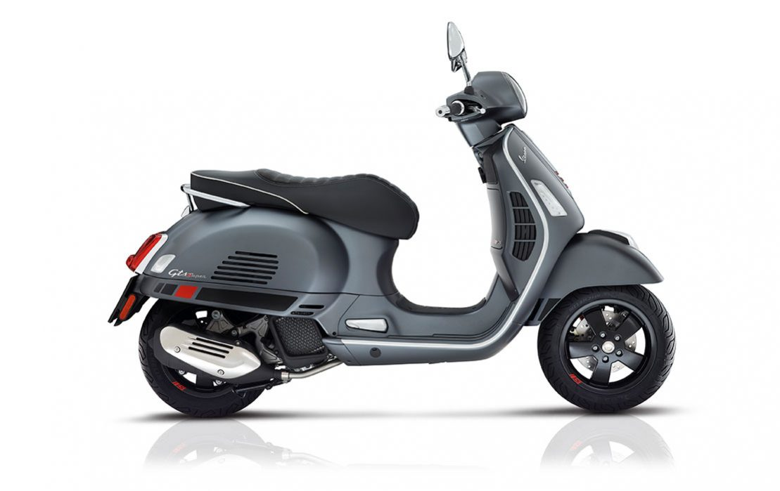 vespa gts supersport 300 abs asr zweirad hanser. Black Bedroom Furniture Sets. Home Design Ideas