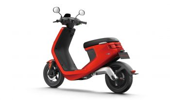NIU M-Pro Elektro-Roller full