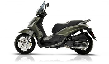 Piaggio Beverly S 350 ABS full