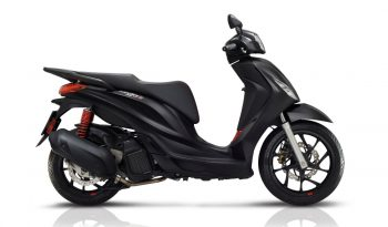 Piaggio Medley S 125 iGet ABS full