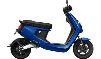 NIU MQi+Sport Elektro-Roller full