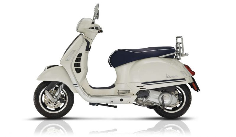 Vespa GTS Yacht Club 300 hpe ABS/ASR full