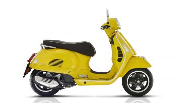 Vespa GTS Super 300 hpe ABS/ASR full