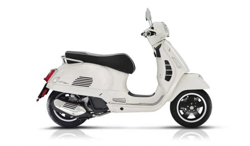 Vespa GTS Super 125 iGET ABS full
