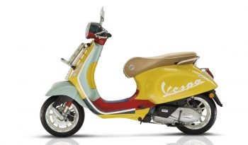 Vespa Primavera Touring 50 4T 3V iGet Sean Wotherspoon full