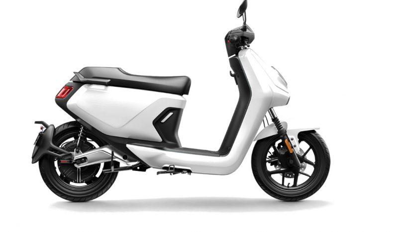 NIU MQi GT Elektro-Roller full